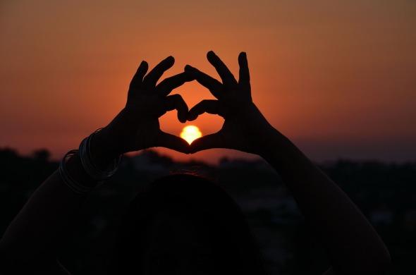 Sunrise Love Romance Sun Cyprus Sunset Afterglow